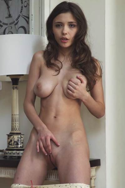 Model Mila Azul in Time To Relax