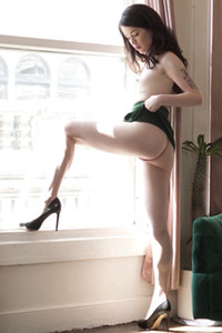 Model Evelyn Claire in Stay With Me 2