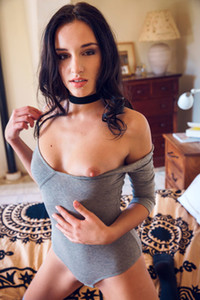 Model Sultana in Gentle Touches 1